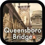 I rode across the Queensboro Bridge!