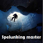 Spelunking Master Badge