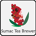 Sumac Tea Brewer Badge
