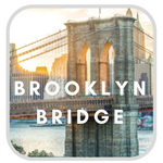 Brooklyn Bridge Badge